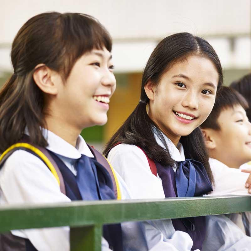 Taiwan English Students
