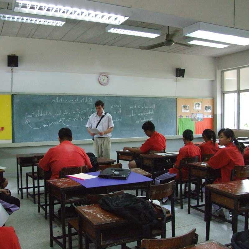 TEFL Certification in Thailand