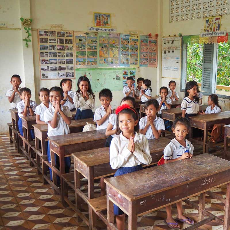 TEFL Certification in Cambodia